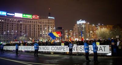 In Romania non è finita, per ora
