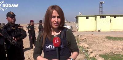 Ieri a Mosul è stata uccisa una giornalista