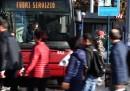 Oggi a Roma c'è uno sciopero dei mezzi pubblici