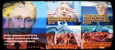 Come funziona Sputnik News Italia