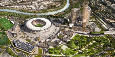 Qual è il problema con lo stadio della Roma
