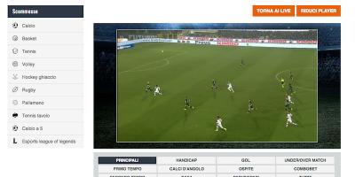 Tutto il calcio LEGALMENTE in streaming