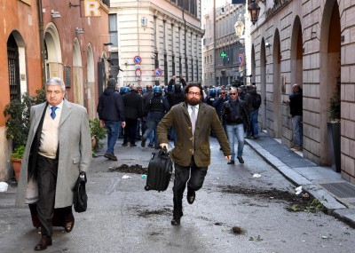 tassisti roma