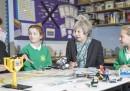 A Theresa May non piacciono i LEGO, ma proprio zero