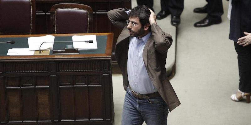 ++ Camera: Boldrini espelle Tofalo (M5S), seduta sospesa ++