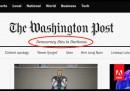 Il Washington Post ha un nuovo motto