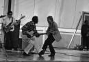 Chuck Berry and John Denver 1984
