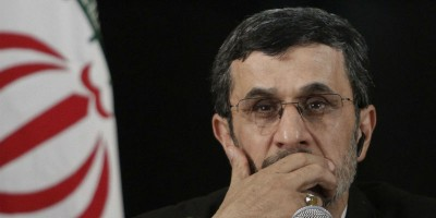 Ahmadinejad deve aver cambiato idea su Twitter