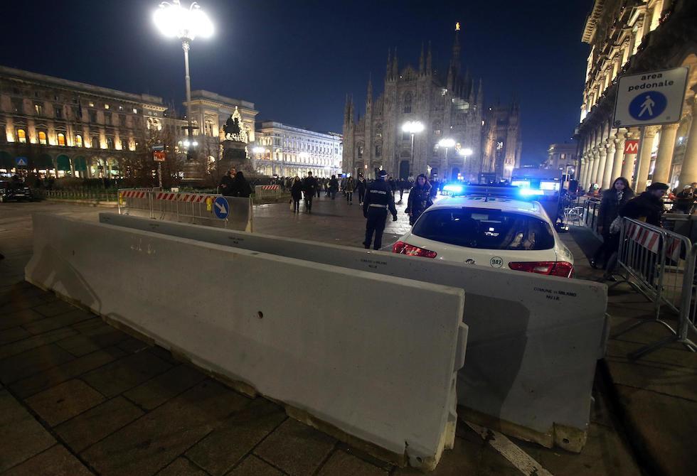 Terrorismo: sicurezza a Milano