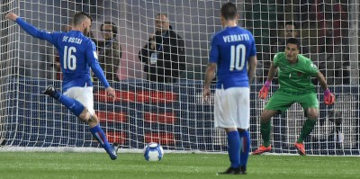 Italia-Albania 2-0
