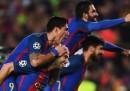 Il Barcellona ha eliminato il Paris Saint-Germain