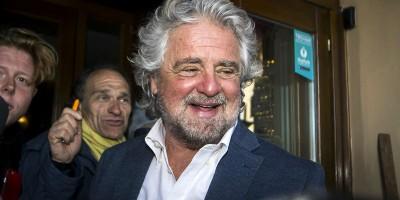 Beppe Grillo dice che non ha niente a che fare con il blog di Beppe Grillo