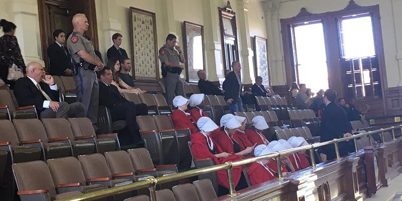Offensiva anti-aborto in Senato Texas