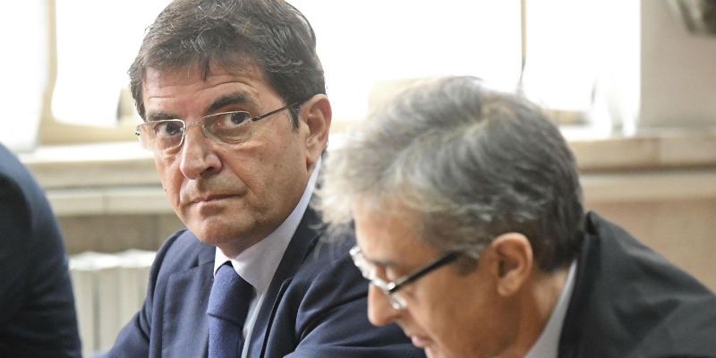 Caserta, Cosentino condannato a sette anni per estorsione e illecita concorrenza