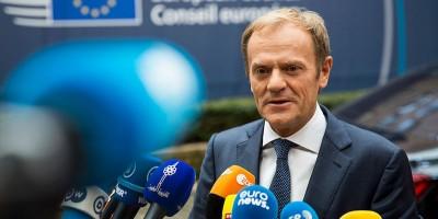 Donald Tusk è stato rieletto presidente del Consiglio europeo