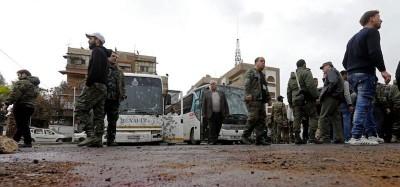 L'attentato a Damasco è stato rivendicato da Jabhat Fatah al Sham