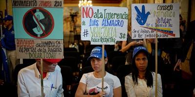 14 paesi americani contro il governo del Venezuela