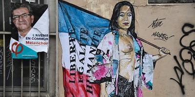 Stasera il primo confronto tv in Francia