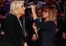 Com'è andato il confronto tv in Francia
