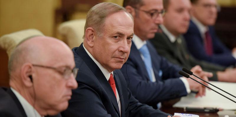 Israeli Prime Minister Benjamin Netanyahu Visits China