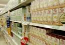 Si riparla del nome del latte di soia