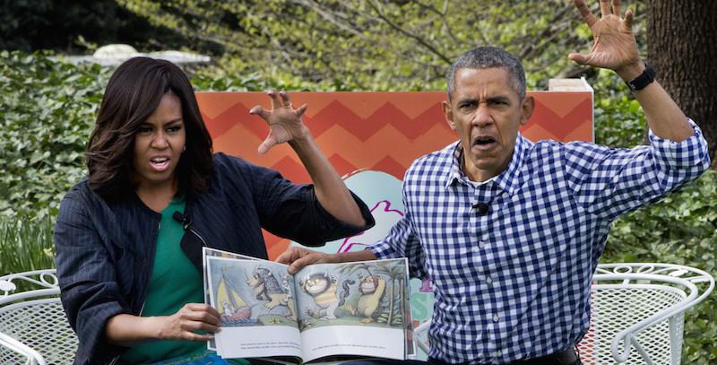 Usa: agli Obama più di 65 milioni di dollari per due libri