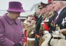 Una regina vera si vede quando consegna dei porri