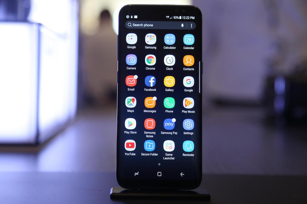 Samsung S8 unveiling