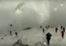 Il video dell'esplosione di ieri sull'Etna che ha ferito 10 persone