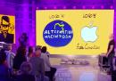 Come è nato il logo del nuovo partito di Alfano