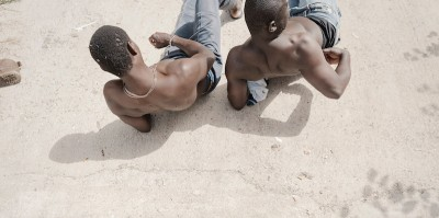 Vita quotidiana di Sarabba e Sidibbe, rifugiati