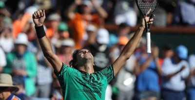Roger Federer ha vinto ancora