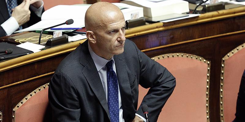 Il Senato boccia la decadenza di Minzolini: resta in carica