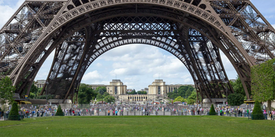 Le nuove protezioni alla Tour Eiffel contro il terrorismo