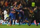 La più grande rimonta nella storia della Champions League