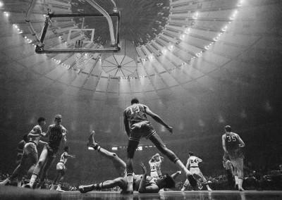 Lo spettacolo del basket