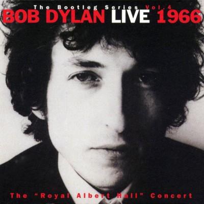 Copertina ufficiale del falso concerto all'Albert Hall.