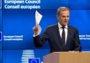 Donald Tusk al Regno Unito: «Ci mancate di già» 