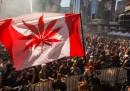 Il Canada vuole legalizzare la marijuana
