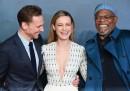 Tom Hiddleston, Brie Larson, Samuel L. Jackson