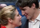 Justin Trudeau,Sophie Gregoire