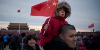 La Cina ha riconosciuto l'esistenza di 14 milioni di cinesi