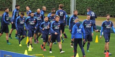 I convocati dell'Italia per le partite contro Albania e Olanda