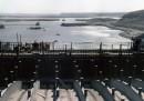 L'ISIS dice che potrebbe crollare una diga vicino a Raqqa