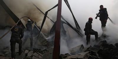 La guerra in Siria sta cambiando