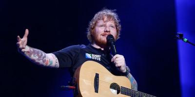 """Chi è Ed Sheeran, che stasera è ospite a """"Che tempo che fa"""""""