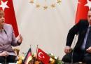 Erdoğan è arrabbiato con la Germania e ha tirato in ballo il nazismo