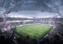 Il progetto per il nuovo stadio della Fiorentina