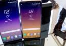 Galaxy S8 e Galaxy S8+: i due nuovi smartphone di Samsung