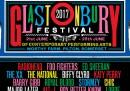 Chi suonerà al festival di Glastonbury 2017